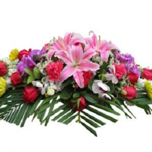 A款桌花台花