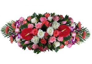 F款桌花台花
