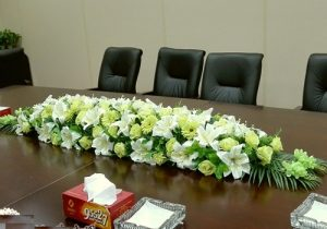 H款桌花台花
