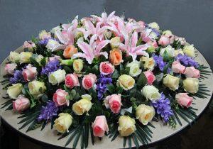 K款桌花台花