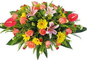 R款桌花台花